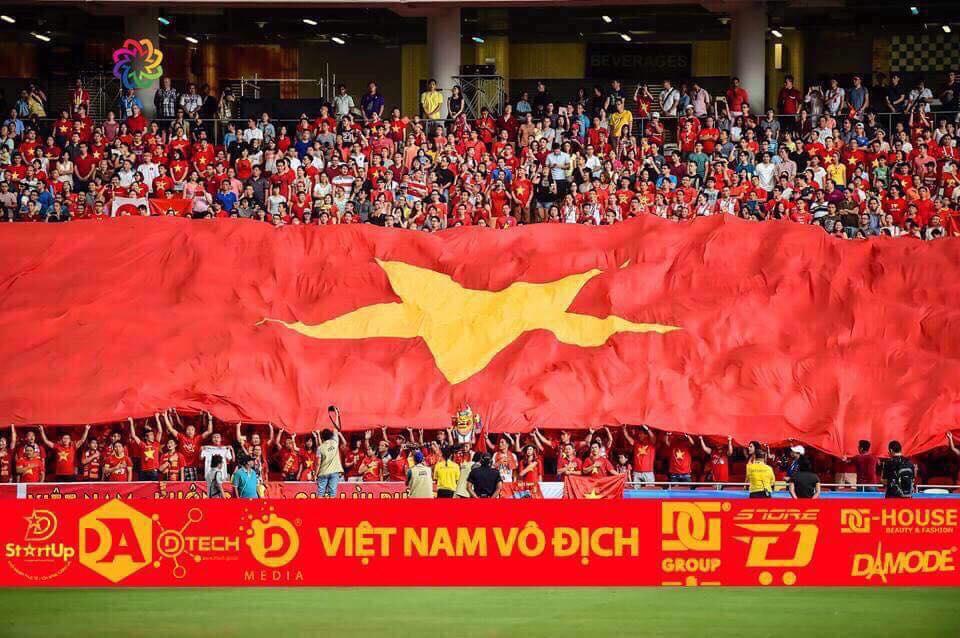 Dgroup hết lòng tiếp lửa Cho Olympic Việt Nam thân yêu!
