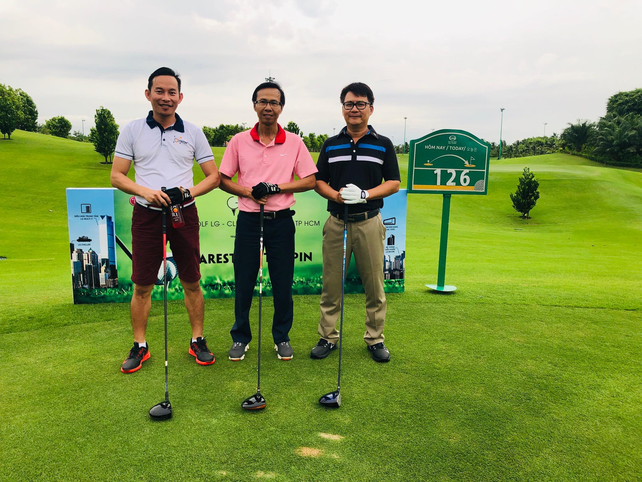 """Chơi golf kết nối doanh nhân giữa mùa hè nắng nóng – Làm cách nào để """"năng lượng đem lại ngân lượng"""" tốt nhất?"""