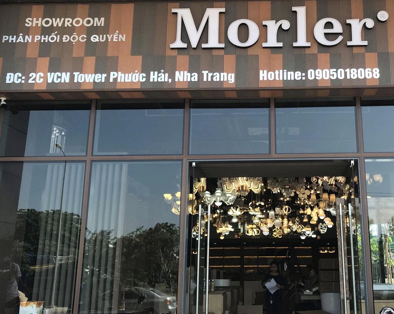 Thương hiệu MORLER và những dự án phủ rộng toàn quốc