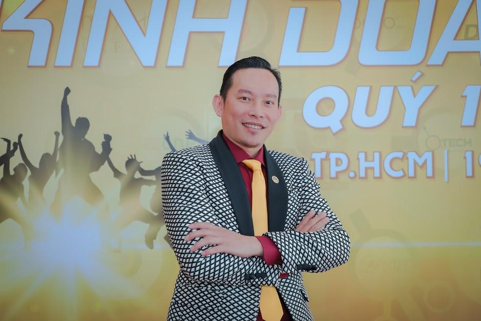 Thư cảm ơn của Doanh nhân Hồ Huỳnh Duy – Sáng lập, Chủ Tịch Dgoup Holdings.